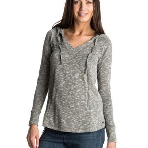 Roxy Wasted Time Hooded Top